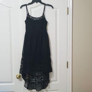 Juniors black dress size XS